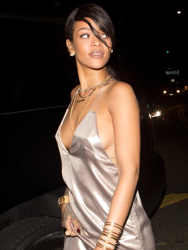 Rihanna revista Chilanga Surf