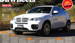 On Wheels mar-abr 2013 BMW X6