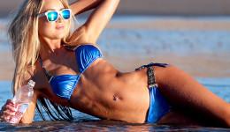Kerrie McMahon revista Chilanga Surf