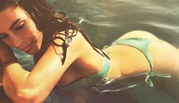 Jessica Lowndes revista Chilanga Surf