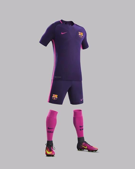 Barça nuevo jersey