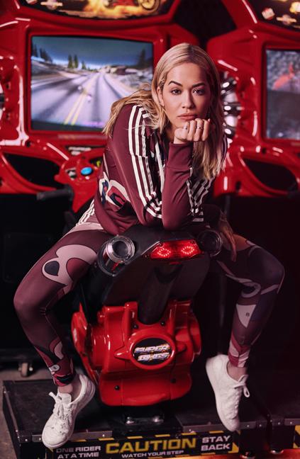 adidas Originals y Rita Ora revista Chilanga Surf