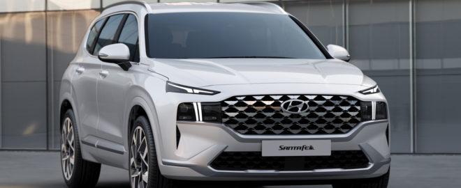 Nueva SUV Santa Fe